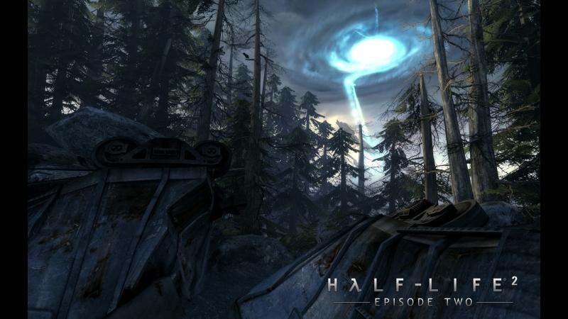 Прохождение Half Life 2 EP2 1 Охотник!
