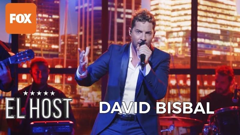 David Bisbal A partir de hoy en El Host