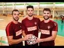 SN Futsal Equipa reunida em Rio Maior para estágio de preparação e observação