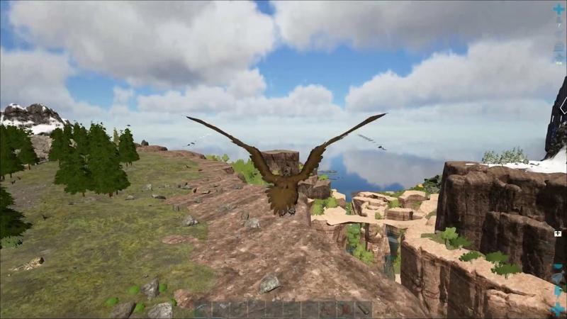 ARK: Survival Evolved - Выживаем на сервере х50 Ragnarok (часть 6)