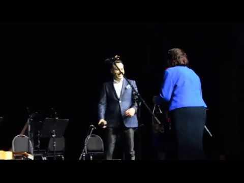 2018.12.05 Москва. Дом музыки. Концерт Владислава Косарева (фрагменты).