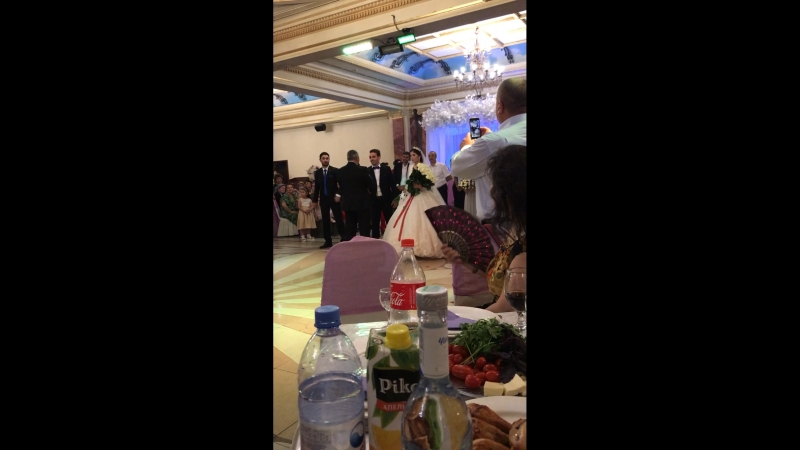 Турецкая свадьба. 23.06.2018