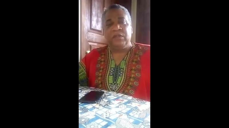 Presidente dos Quilombolas do Pará declara apoio a Jair Bolsonaro