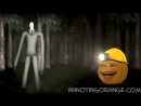 Annoying Orange Апельсин и Slender Rus by Rissy.mp4
