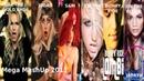 Mega MashUp 2011 Britney Spears Lady Gaga Rihanna Kesha Mohombi JLO