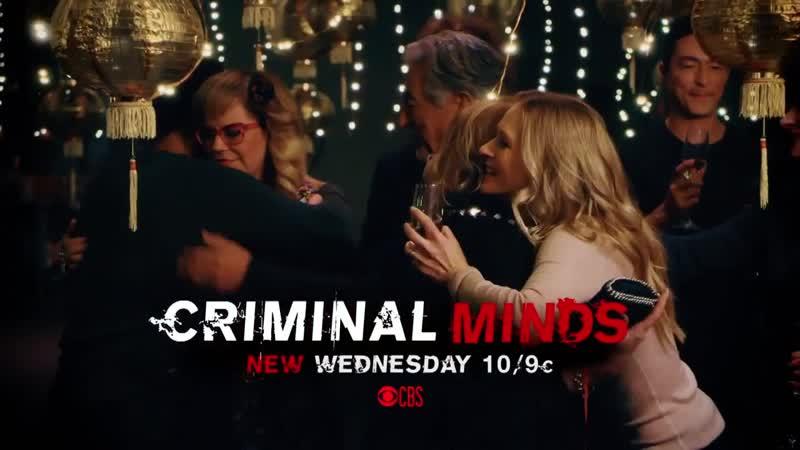 Criminal Minds 14x08 Promo _Ashley