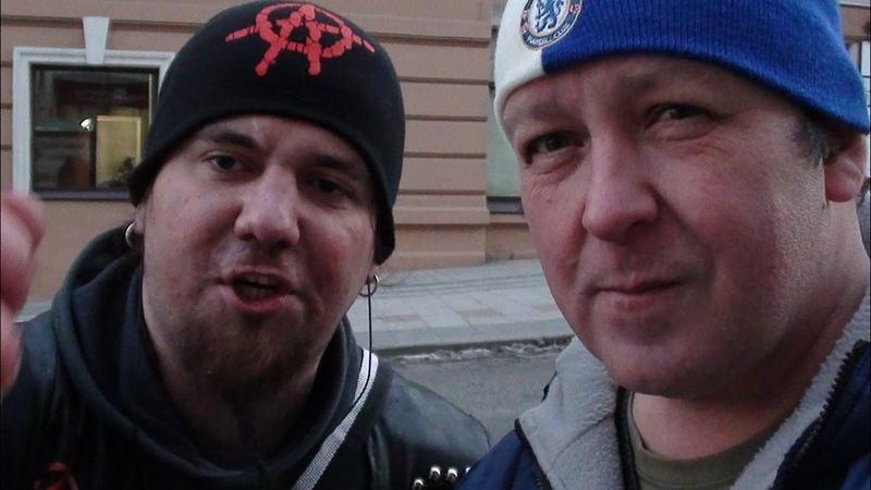 Дмитрий Макаркин Некрон панк рок Владивостока 29.11.16 Дмитриев Дмитрий