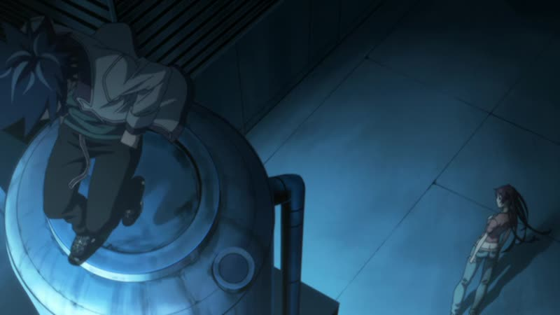 Air Gear I Воздушный трек OVA 1 [AniTime.TV].
