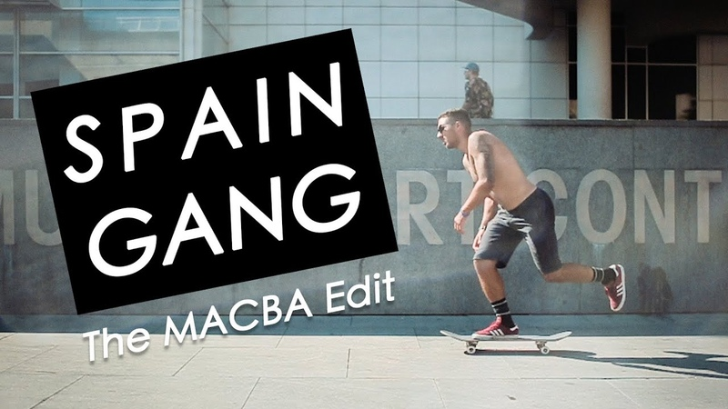 Spain Gang - The MACBA Edit