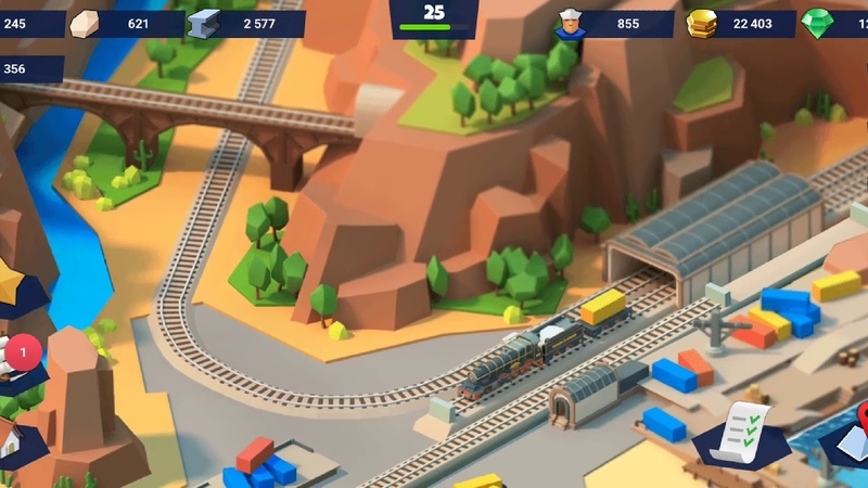 Seaport - Explore, Collect Trade Iphone/Ipad/Android Gameplay 18 1080p