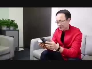 Xiaomi показала свой первый гибкий смартфон