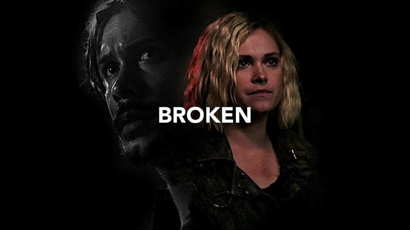 Bellamy Clarke | Broken [5x07]