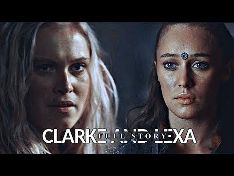 Clarke Lexa | Full Story