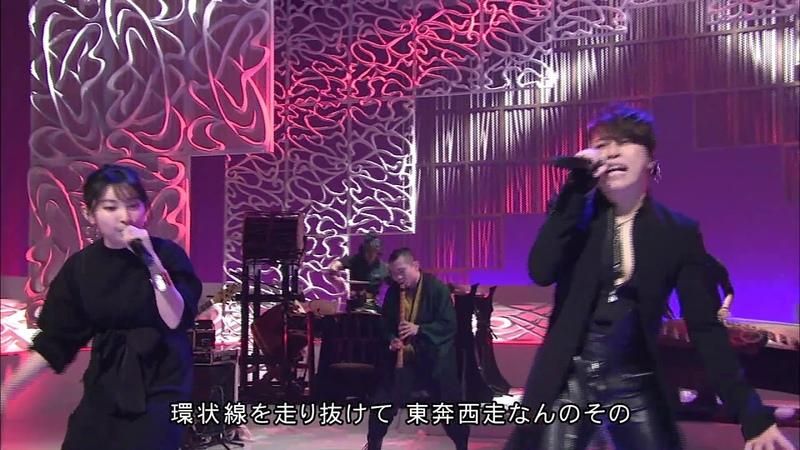 A180210 千本桜-家入レオ、和楽器バンド、西川貴教 Full HD