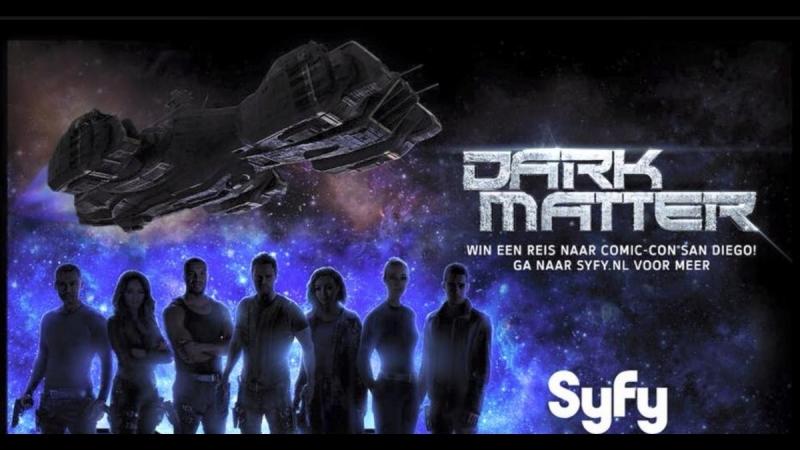 Тёмная материя 1 сезон 1-2 серия