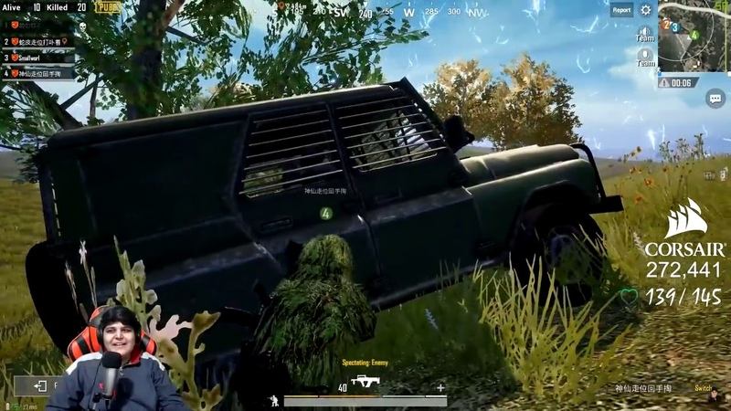 Pubg Mobile Hackers killed Cosmic YT and Kronten Wall hacks Aimbot