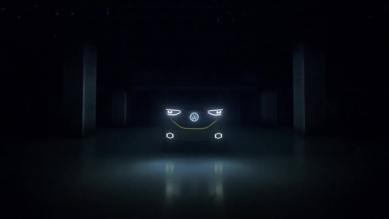 Volkswagen Hello Light - ID. BUZZ