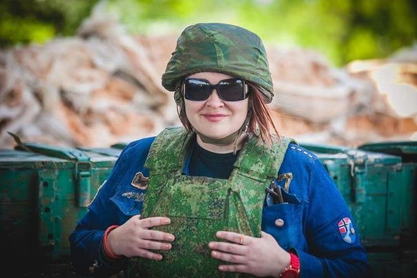 Марина Харькова: Война на износ