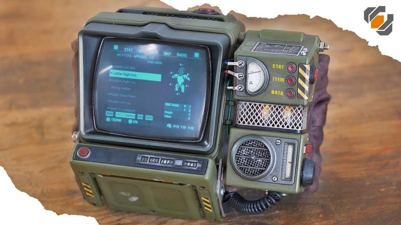 FALLOUT Pip Boy 2000 mk VI - Mod Repaint