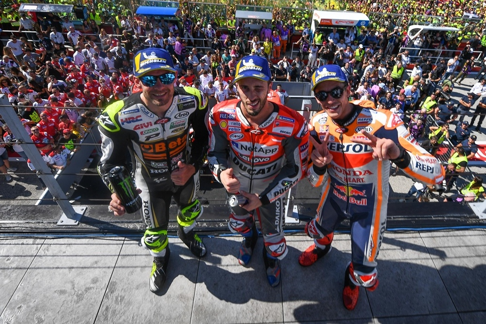 Фотографии Гран При Сан-Марино 2018