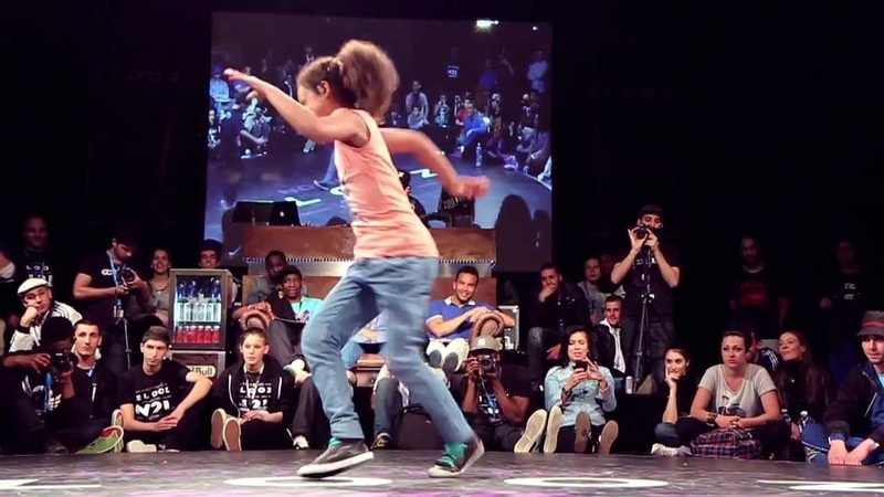 Battle Nothing2Looz 2013 Finale Kids Battle Carlotta Vs Eudes