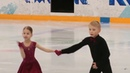 Алина Бузмакова Николай Смердов PD Tango Fiesta Emerald Ice