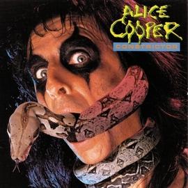 Alice Cooper альбом Constrictor
