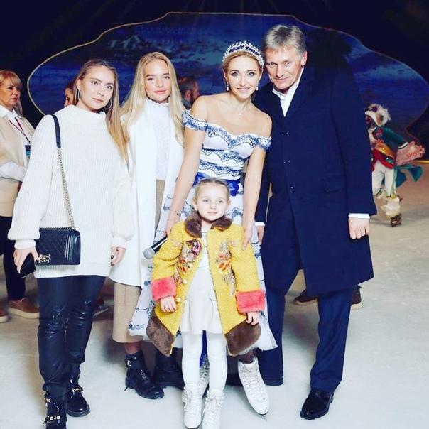 Татьяна Навка поделилась семейным снимком!