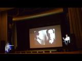 Лекция-концерт о Льве Термене.  Игра на терменвоксе Лидии Кавиной. Часть 2