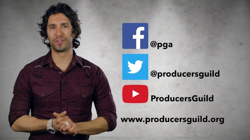 Producers Guild Video Pitch - March 2017