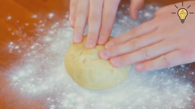 Cделай печеньки к завтраку сам ЛАЙФХАК