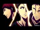 「Kuroko No Basket AMV」 Seirin vs Rakuzan