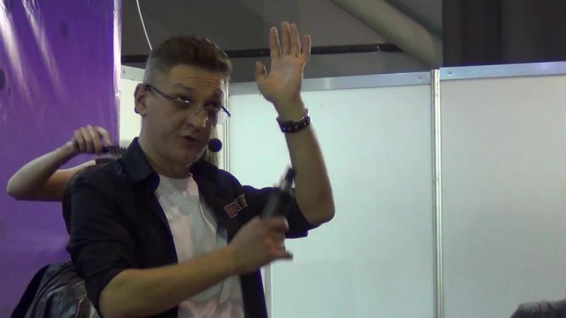 Прокачка мастеров Самары в ЭКСПО-Волга (часть 2) BARBERSHOP163 мужская парикмахерская Тольятти