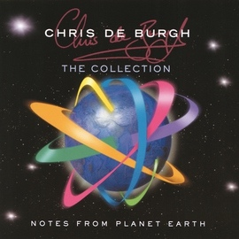 Chris de Burgh альбом Notes From Planet Earth - The Collection