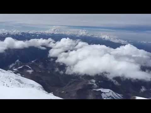 2015. Caucasus. Altitude 5642m. jews-harp