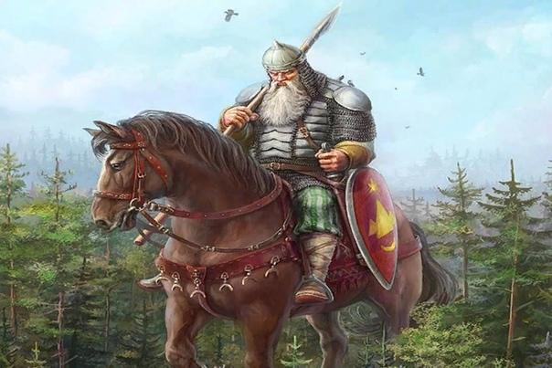 Святогор Могучий великан Святогор самый сильный персонаж древнерусских былин. Однако герой не борется с врагами и не охраняет земли Руси, он появляется в сказаниях для поучительных уроков и как