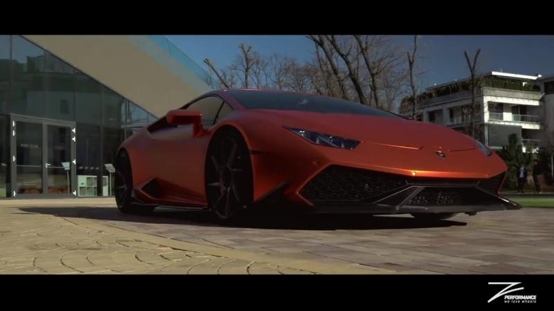 Lamborghini HURACAN ¦ Z-Performance ¦ FI Exhaust ¦ Zacoe Bodykit