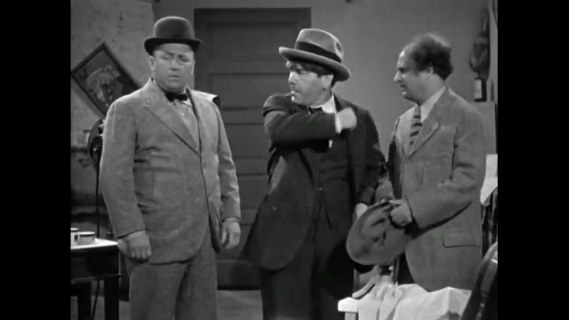 The Three Stooges 051 Cookoo Cavaliers 1940 Curly Larry Moe DaBaron 17m34s
