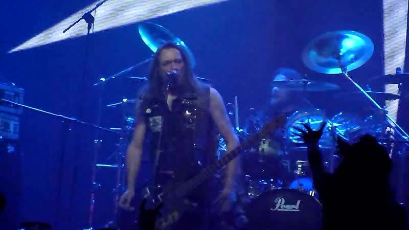 Sodom - Blasphemer, One Step Over the Line (Москва, клуб Red, 13.10.2018)
