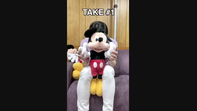 미키가 할수있으면 여러분도 할수있어요! (물론 3번이나 실패했지만) 오늘 하루도 화이팅✊-영호가  It only took 4 tries, but Mickey finally got it 🤣 NCT NCT127 RegularCh