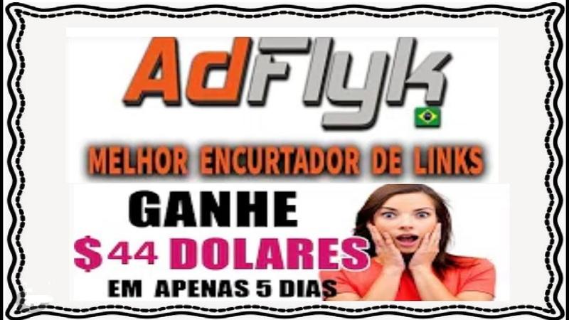 【ADFLYK】☛Ganhe rápido $25 | Cadastro grátis | dinheiro
