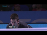 Djokovic Federer WTF 2012 Highlights