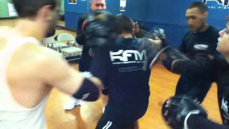 Keysi Fighting by Justo Diequez @ Venom Martial arts Academy Winchester Va