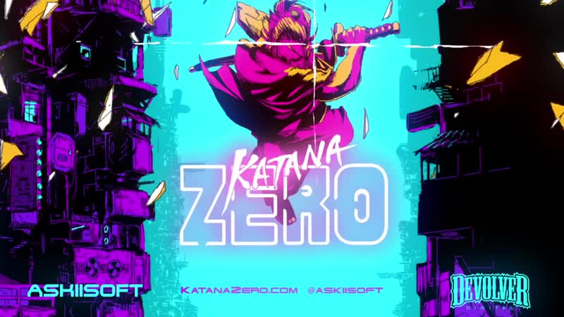 Katana ZERO - Therapy Session Trailer