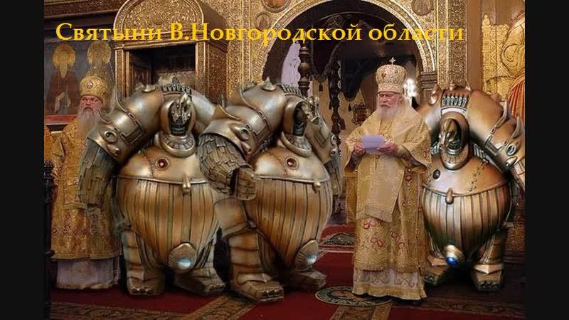 Святыни Новгородчины.WEBRip.2018
