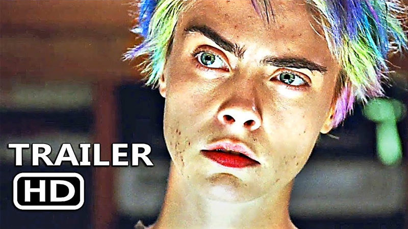 HER SMELL Official Trailer (2018) Elisabeth Moss, Cara Delevingne Movie HD