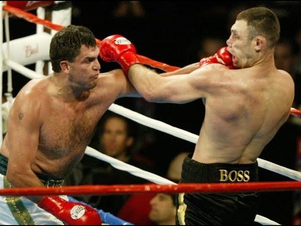 Vitali Klitschko vs Corrie Sanders - Highlights (Heavyweight WAR)
