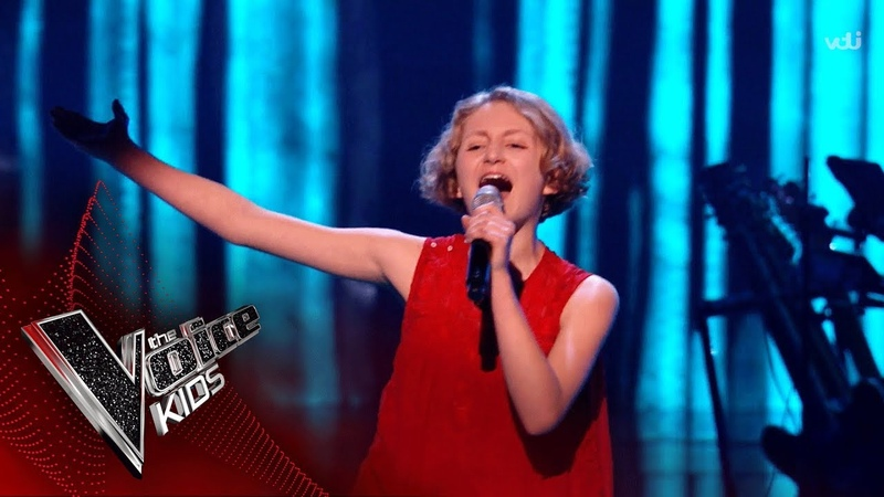 Zoe Performs 'Wade In The Water': Blinds 4 | The Voice Kids UK 2018