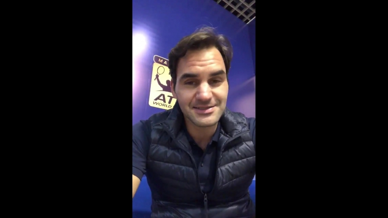 You have our support. - - @rogerfederer offers his condolences to those affected for the r.mp4