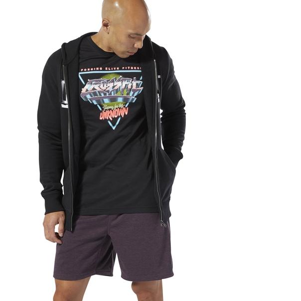 Спортивная футболка Reebok CrossFit® Neon Retro